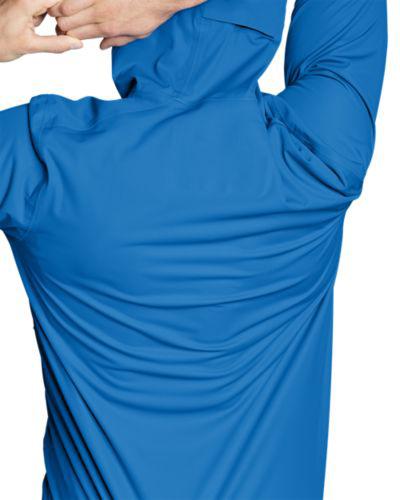 Eddie Bauer BC Sandstone Stretch rain jacket
