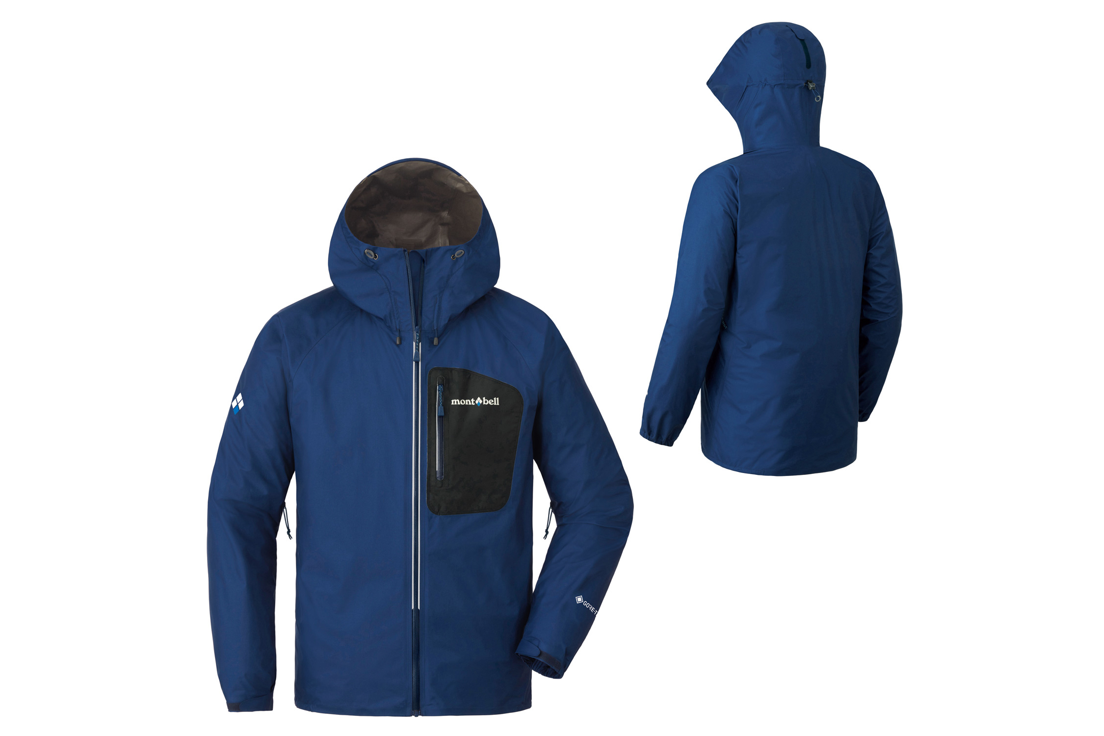 Montbell Torrent Flier rain jacket