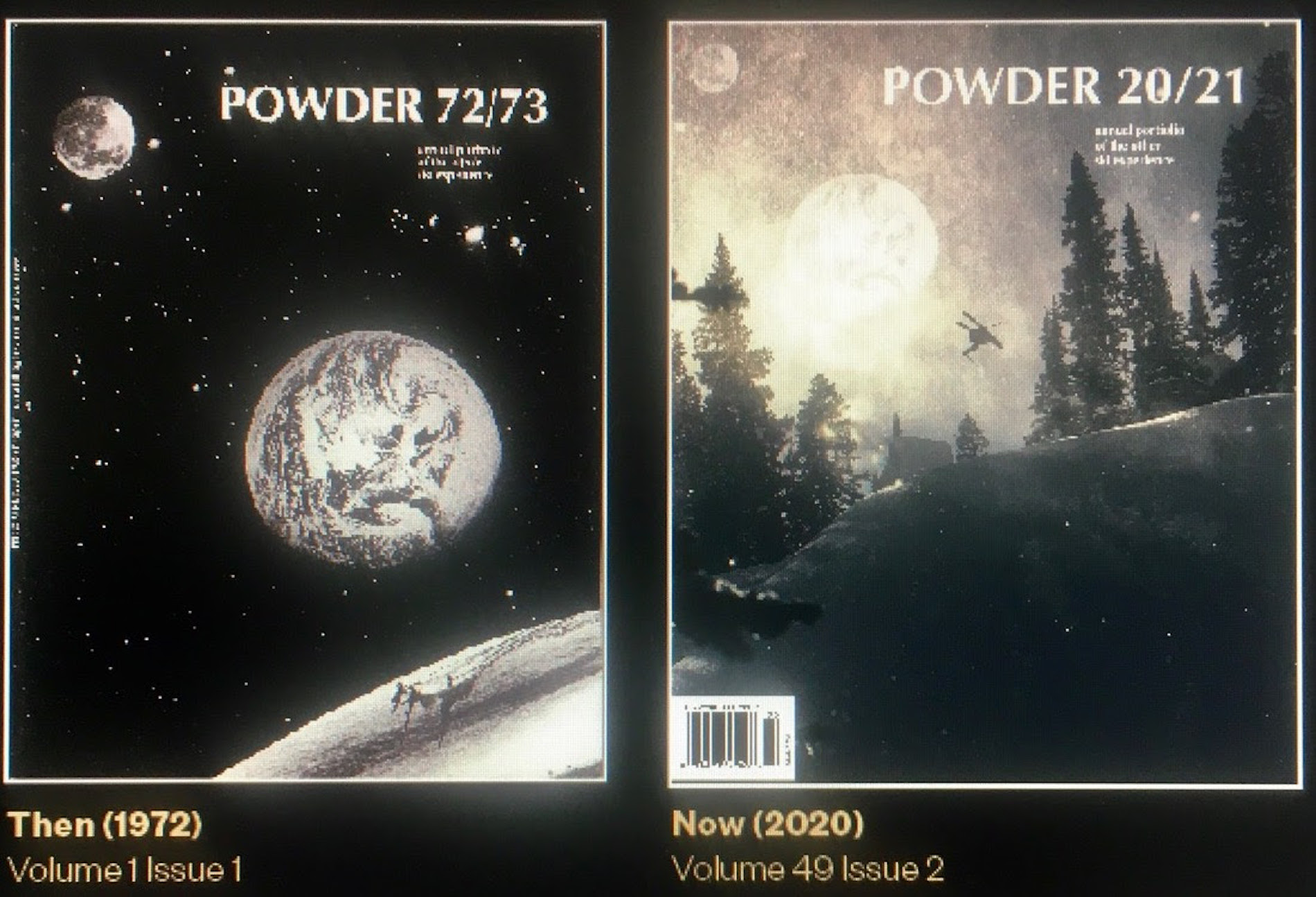 Powder Mag Cover
