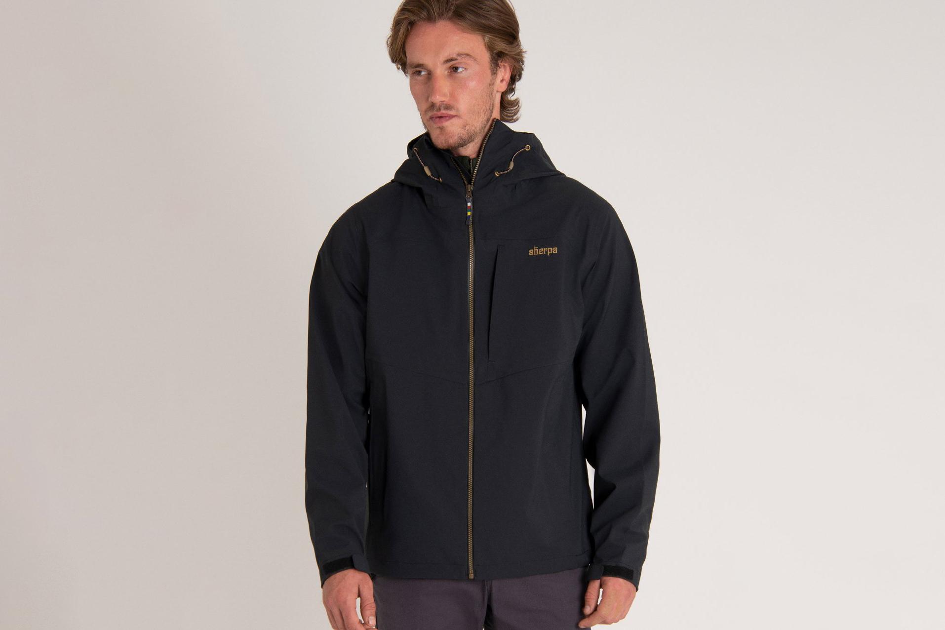 Sherpa Pumori rain jacket