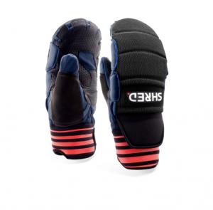 SHRED Ski Race protective gloves