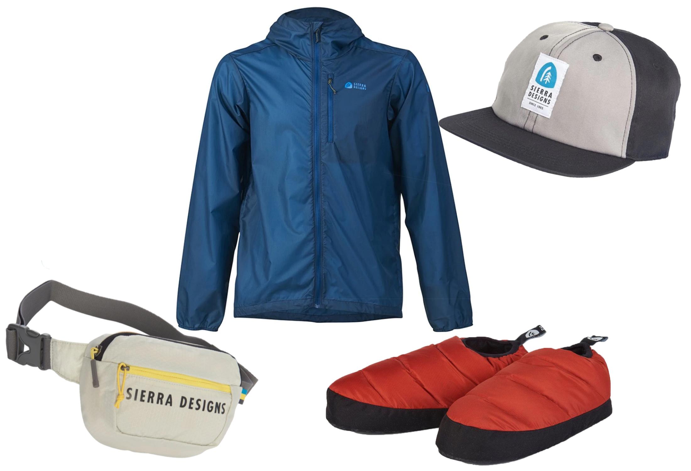 Sierra designs equipment gifts