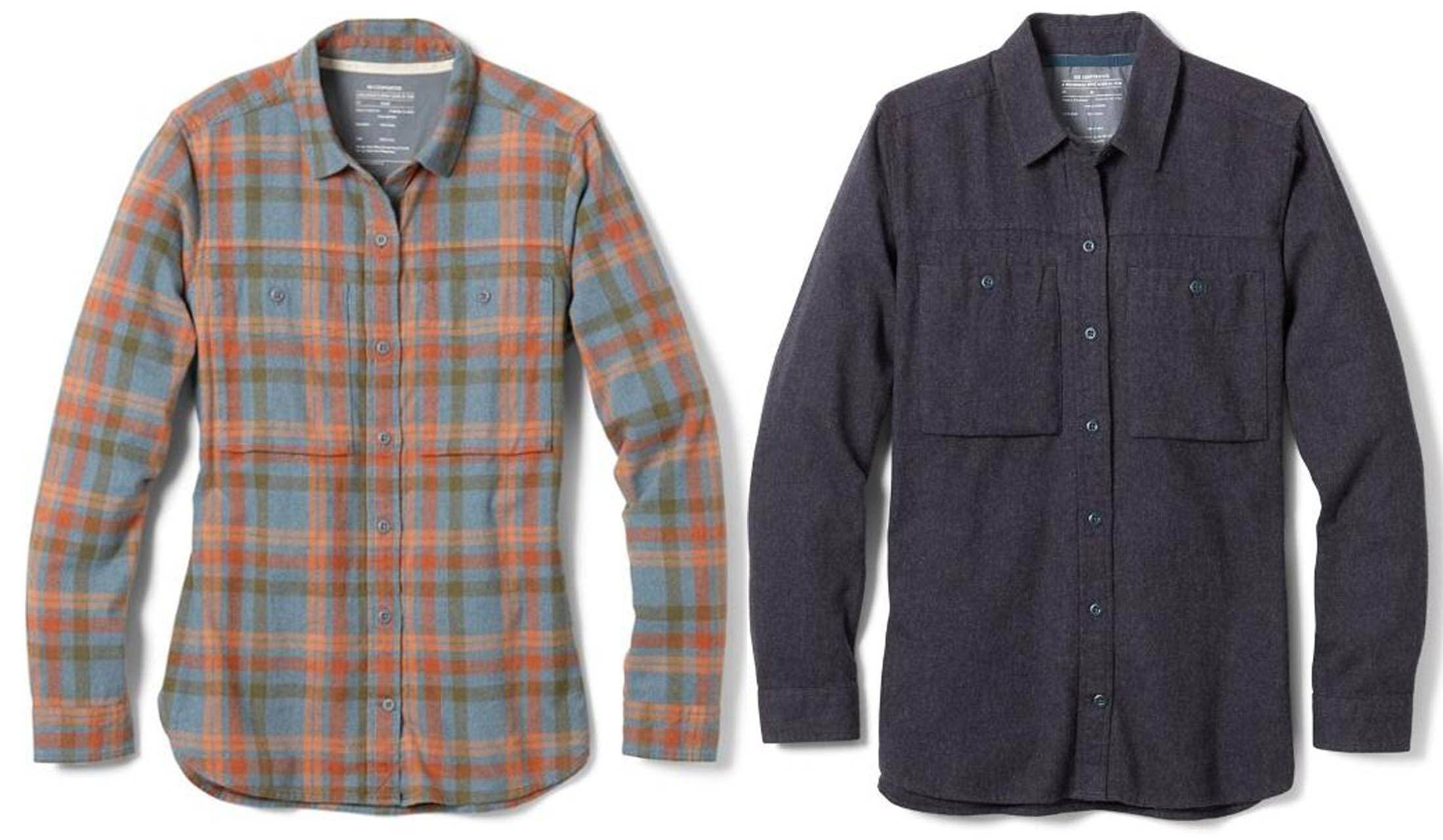 wallace lake flannel