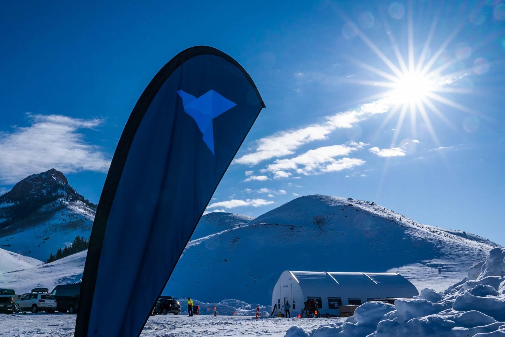 Bluebird Backcountry ski area