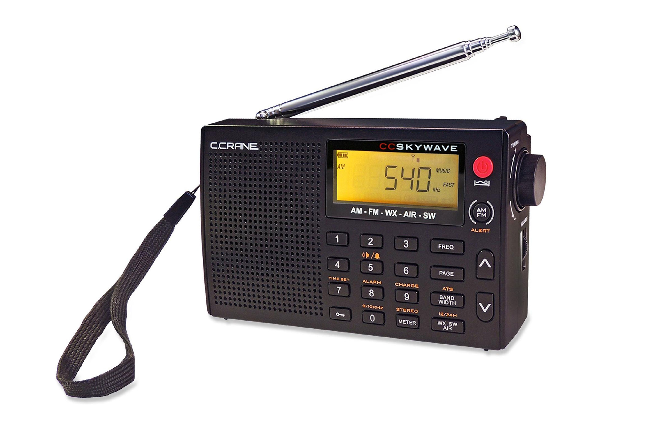 C Crane Skywave Pocket Radio