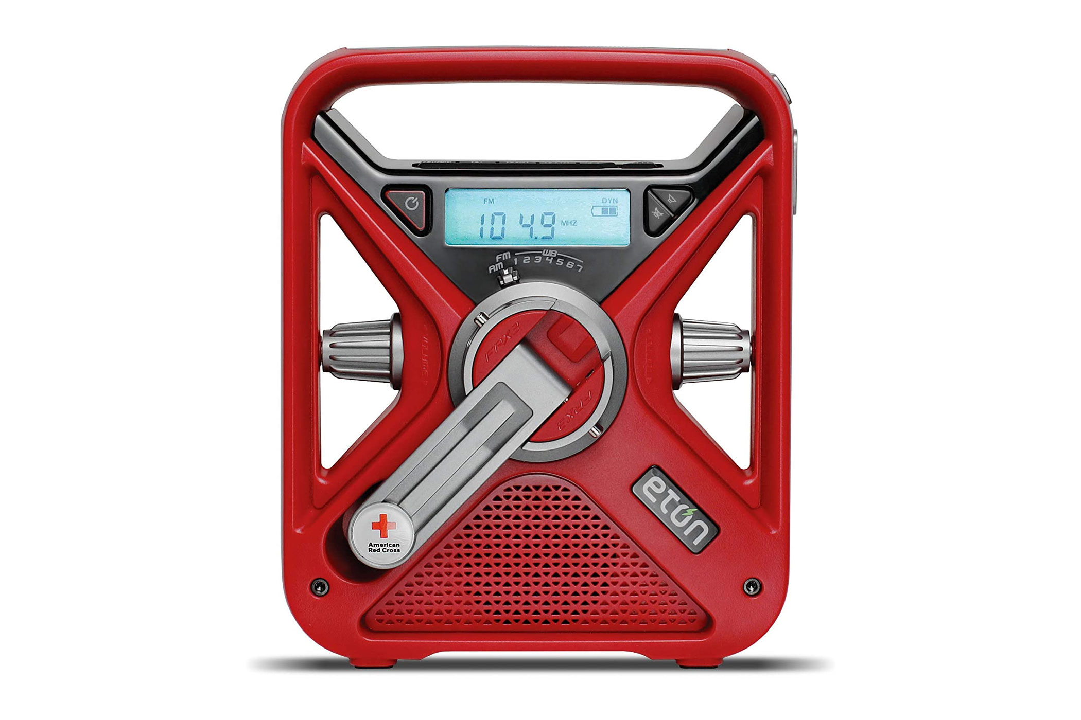 American Red Cross Emergency NOAA Weather Radio