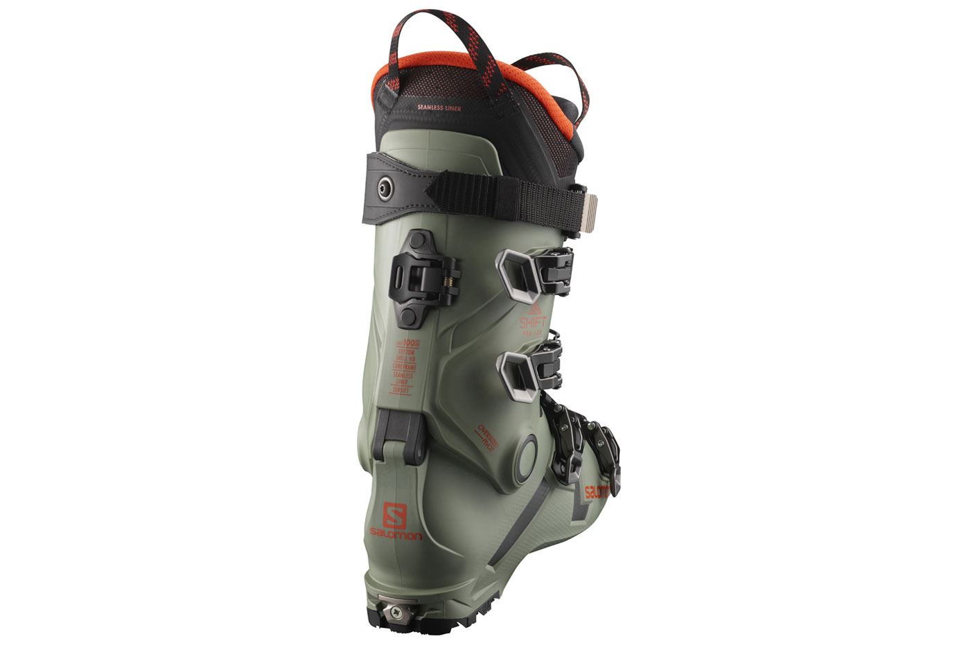 Best Ski Boots: salomon shift pro 130 at