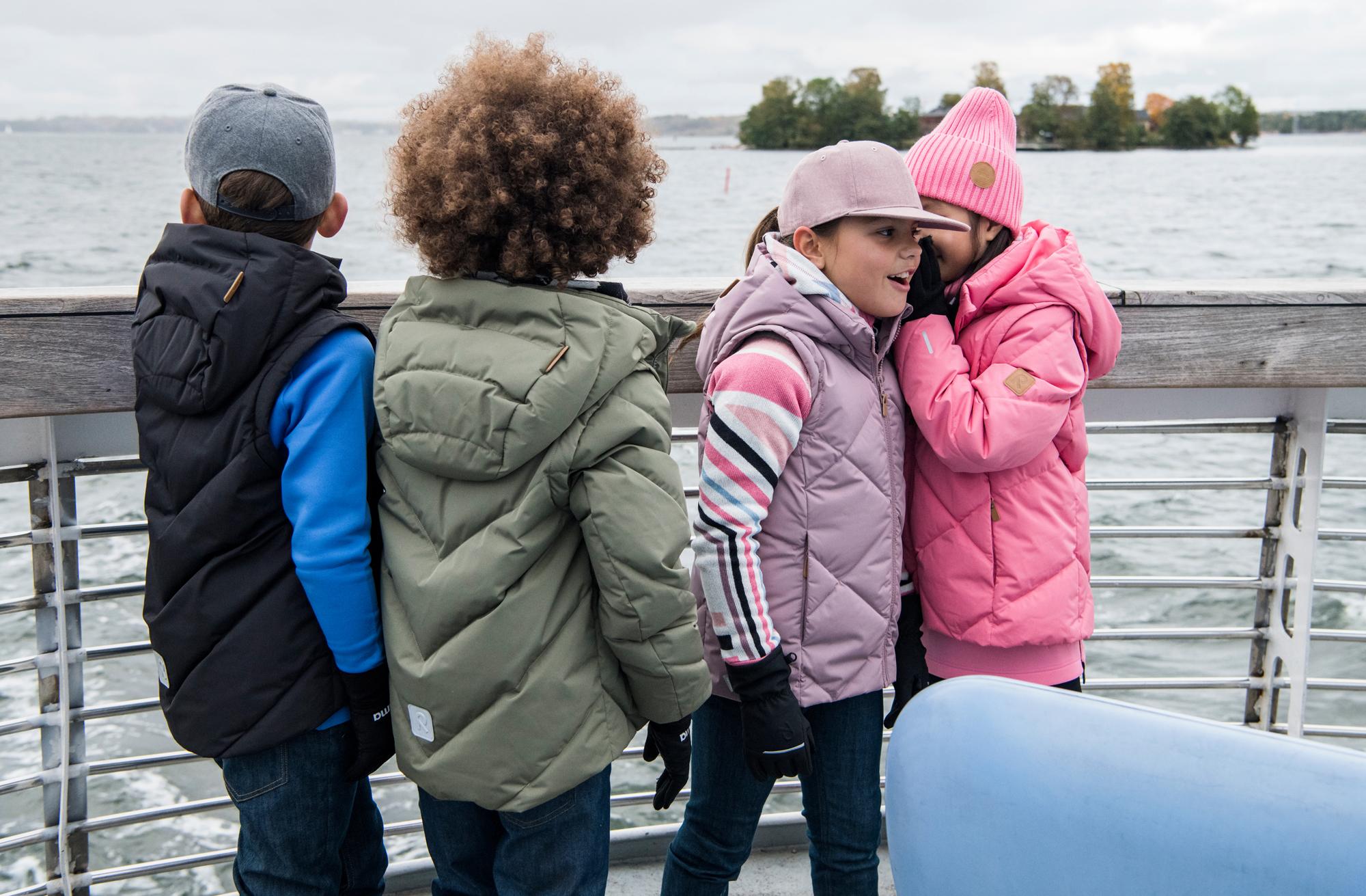 Reima Heiberg Beringer kids jacket