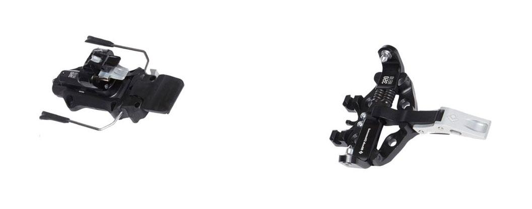 Black Diamond Helio 350 Bindings by ATK