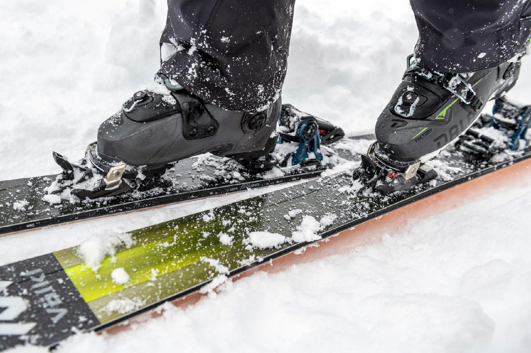 Backcountry Ski Binding