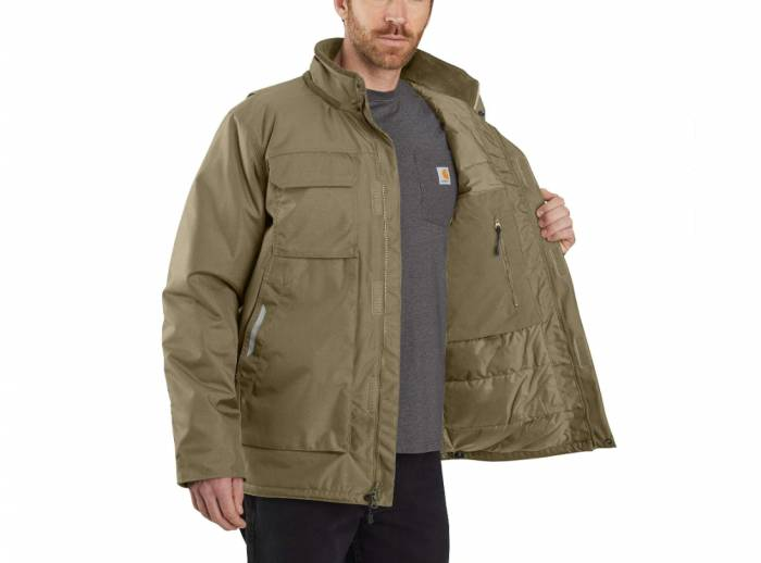 Carhartt Yukon Extreme full swing insulation jacket