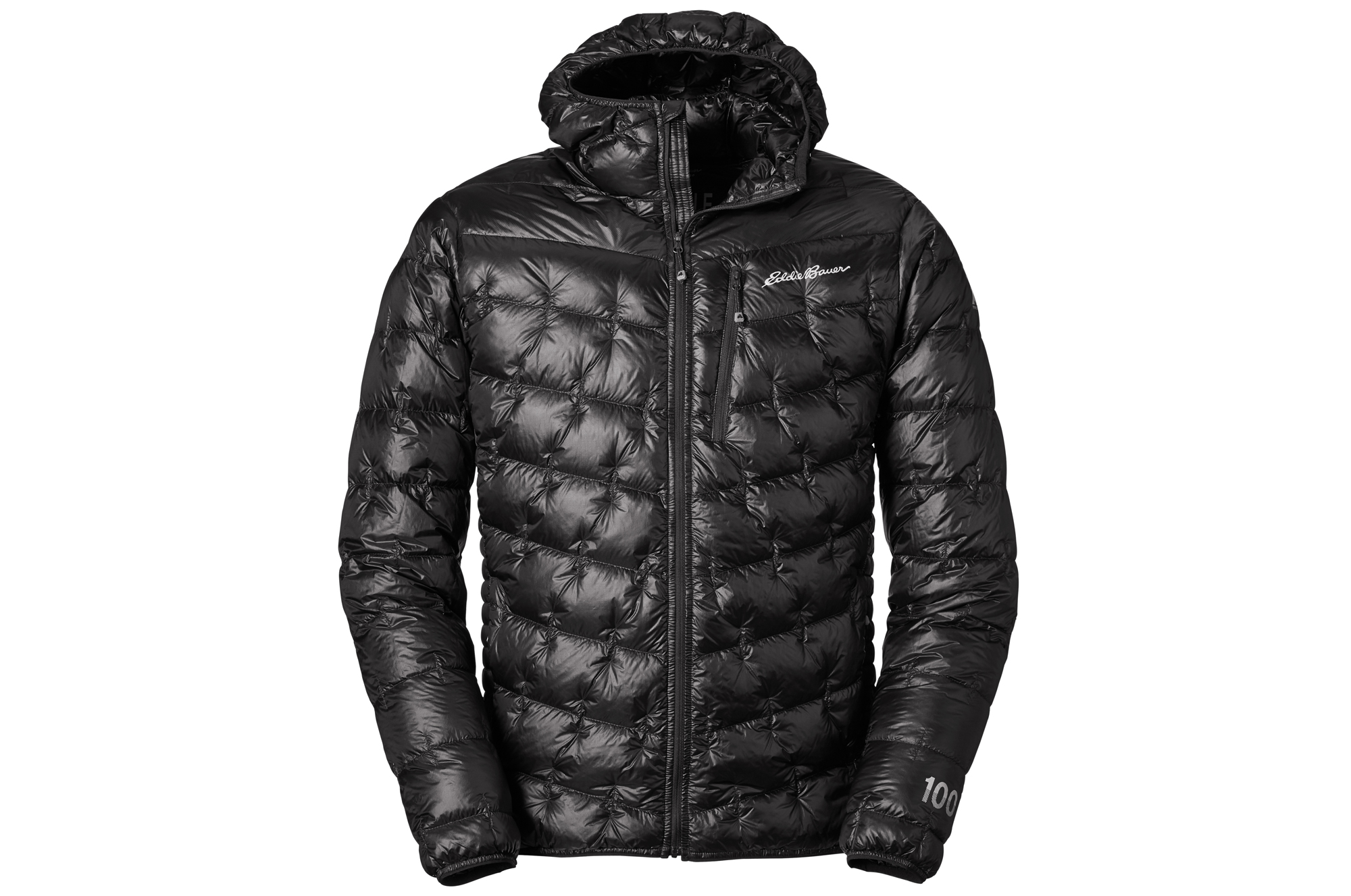 Eddie Bauer MicroTherm 1000 down jacket