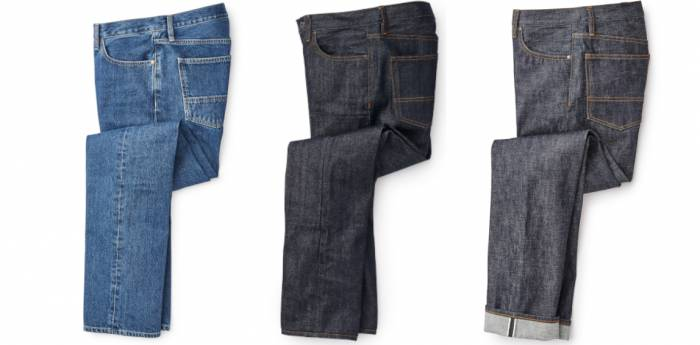 Filson Folded Jeans