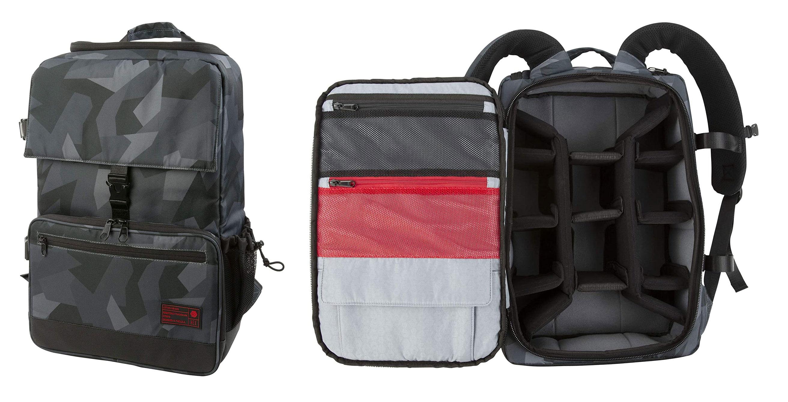 Hex Back Loader DSLR Backpack
