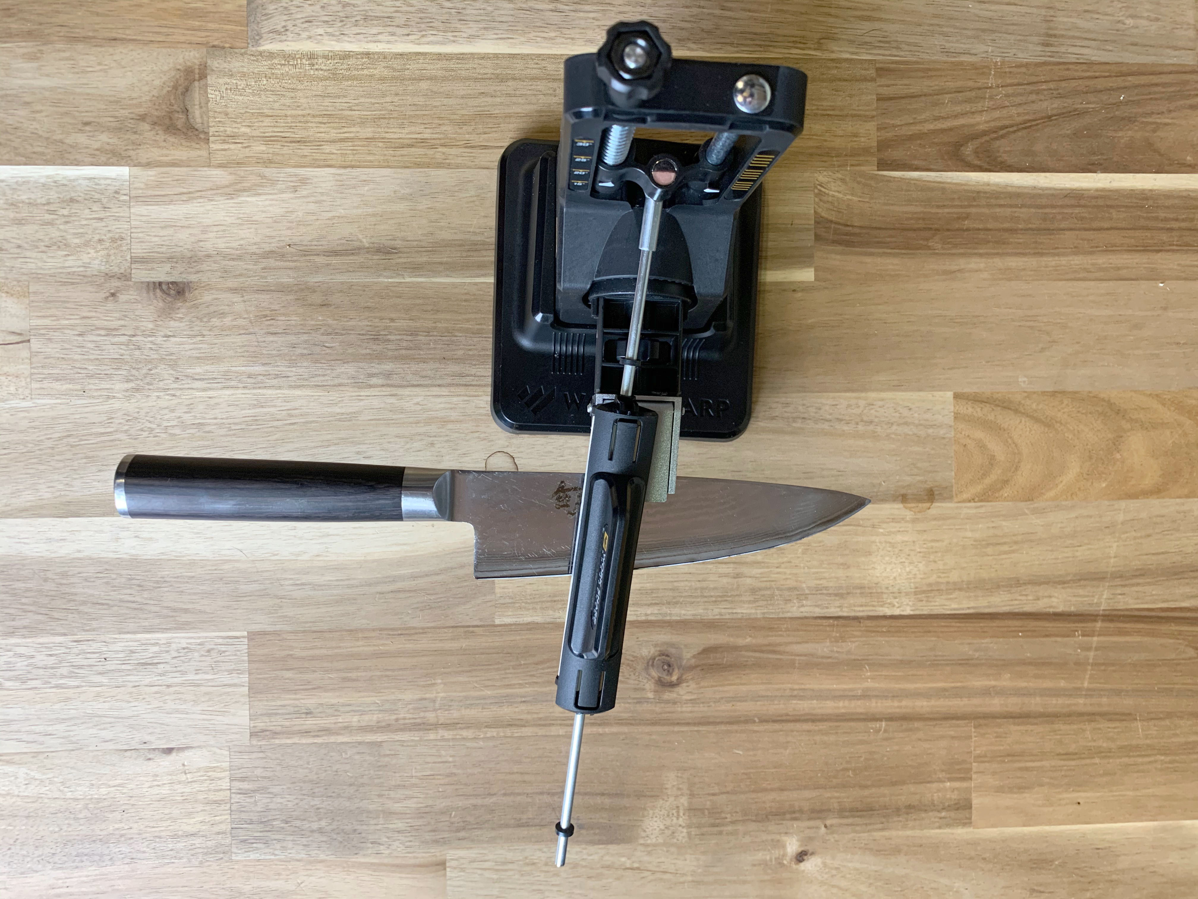 Work Sharp Precision Adjust Knife Sharpener Review