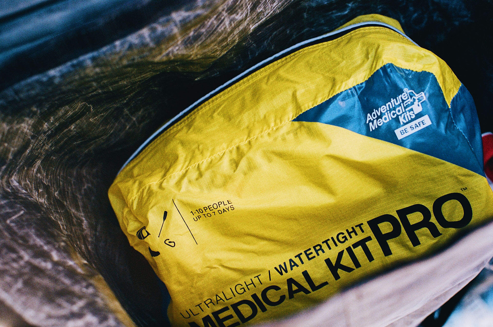Hergestellt in den USA: Watertight Pro Medical Kit