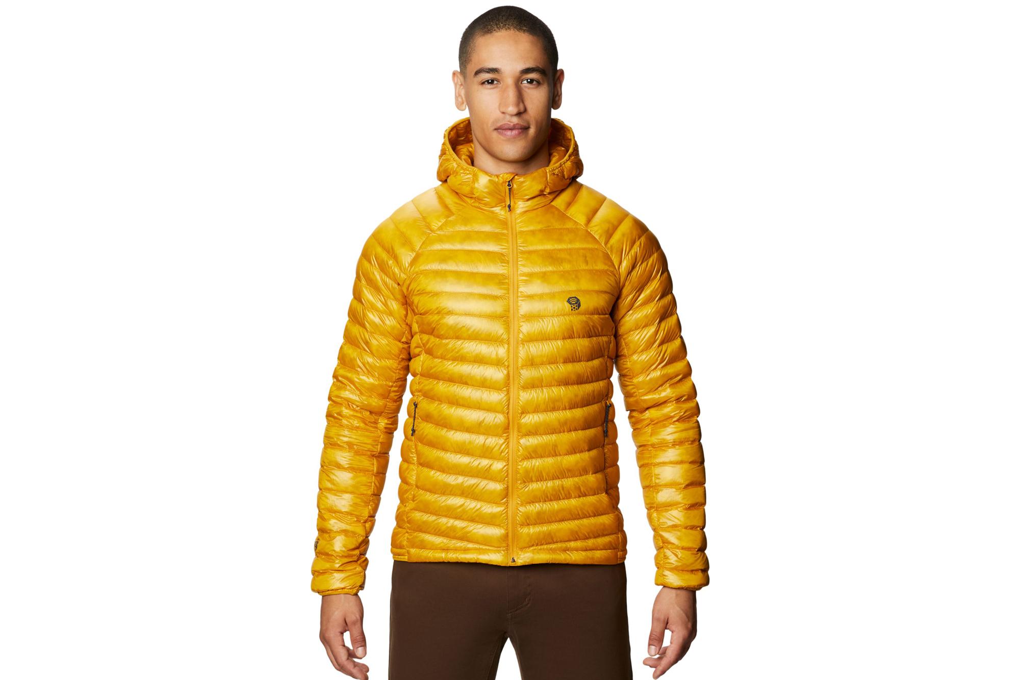 Mountain Hardwear Ghost Whisperer UL down jacket
