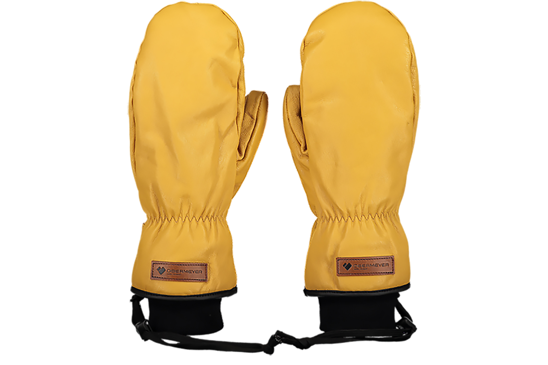 Obermeyer Leather mittens