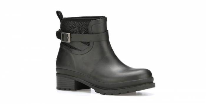Muck Boots Liberty Ankle Rain Boot for Women