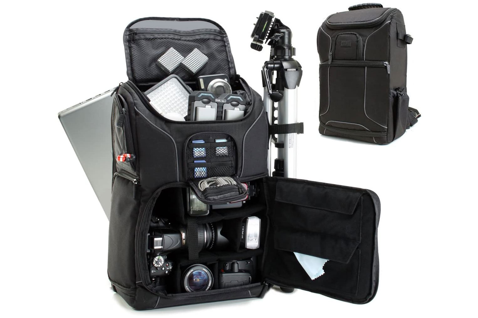 USA GEAR DSLR Camera Backpack