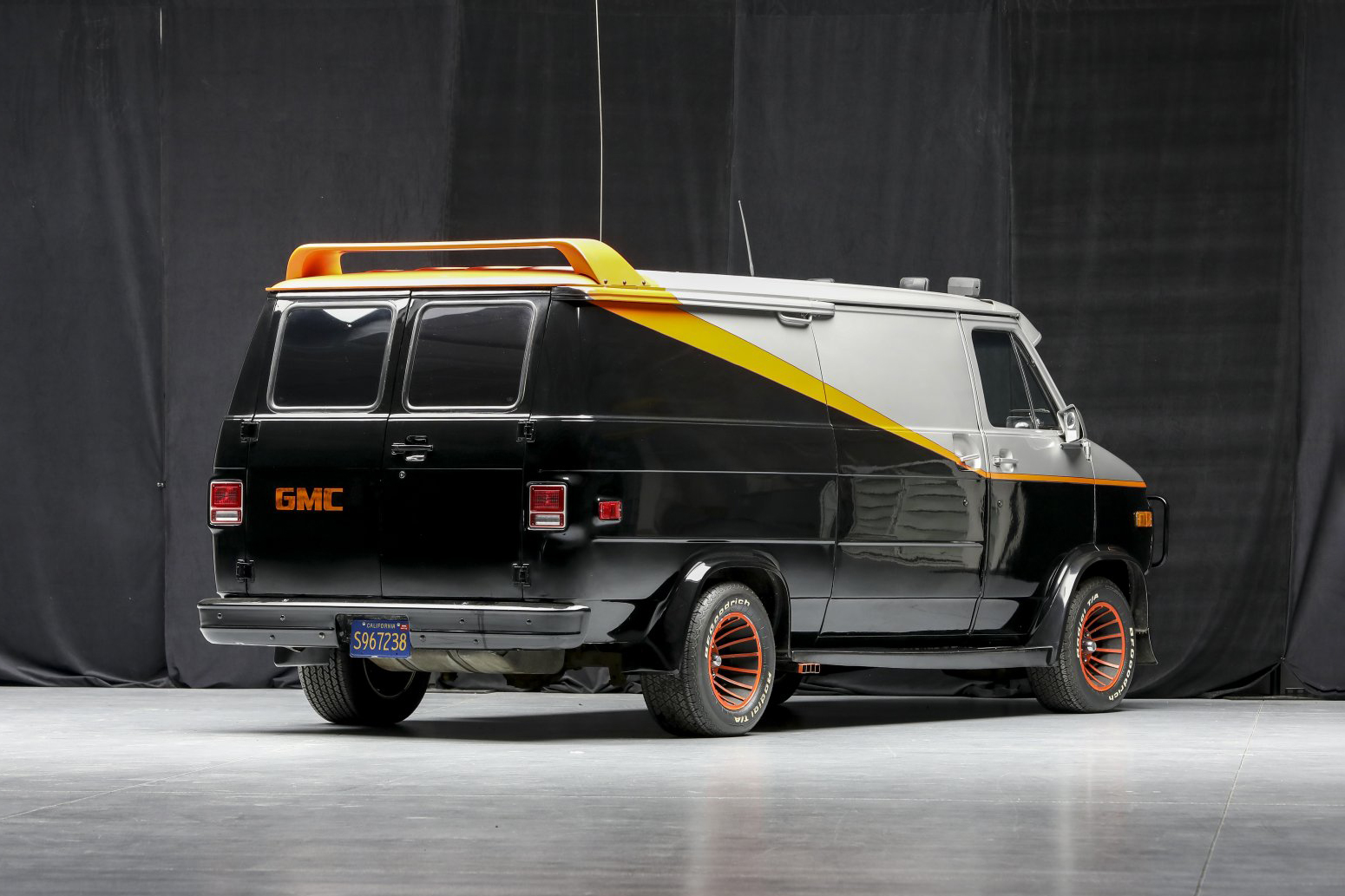 A-Team Van auction