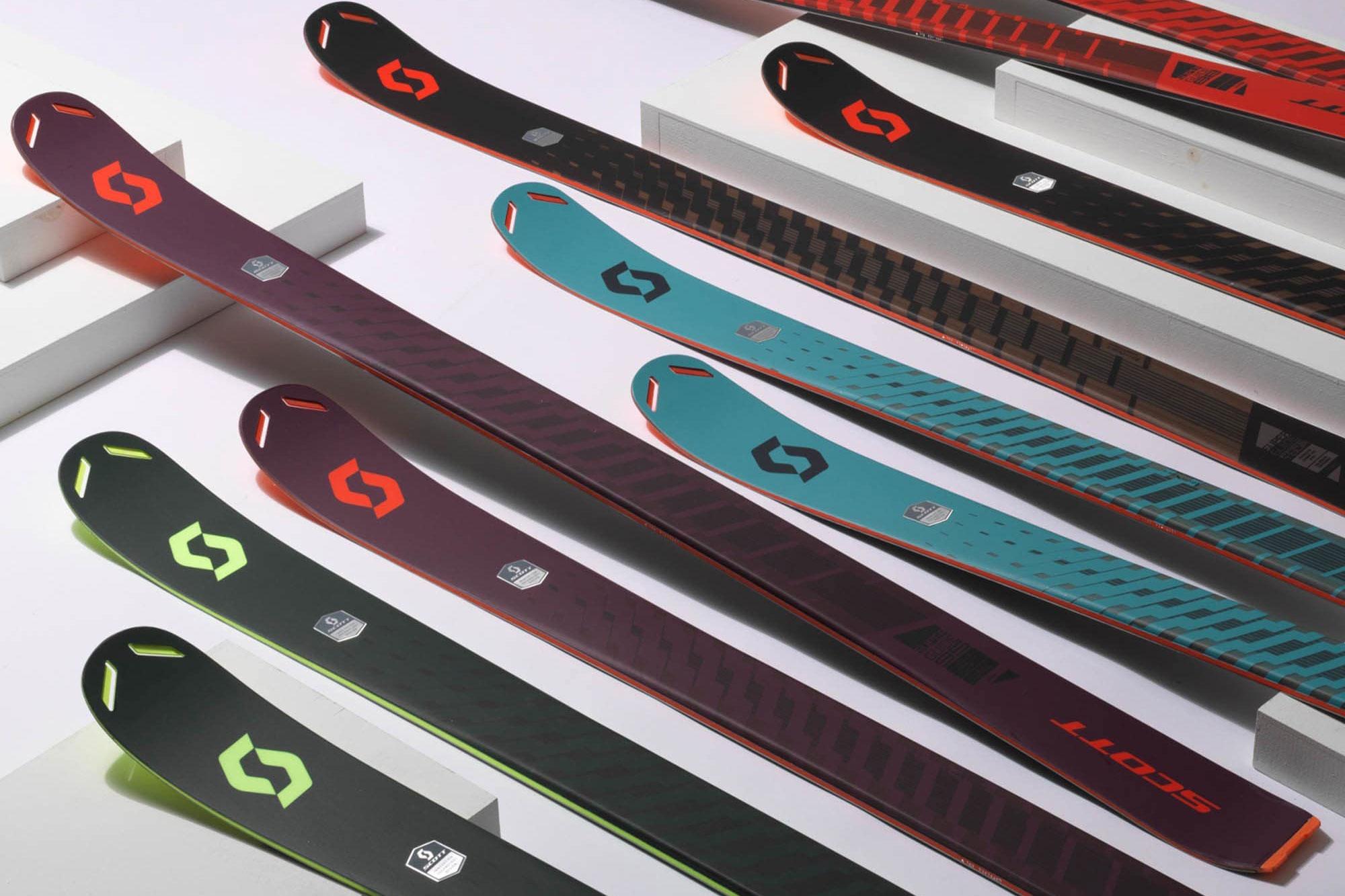 backcountry skis - Scott Superguide 95