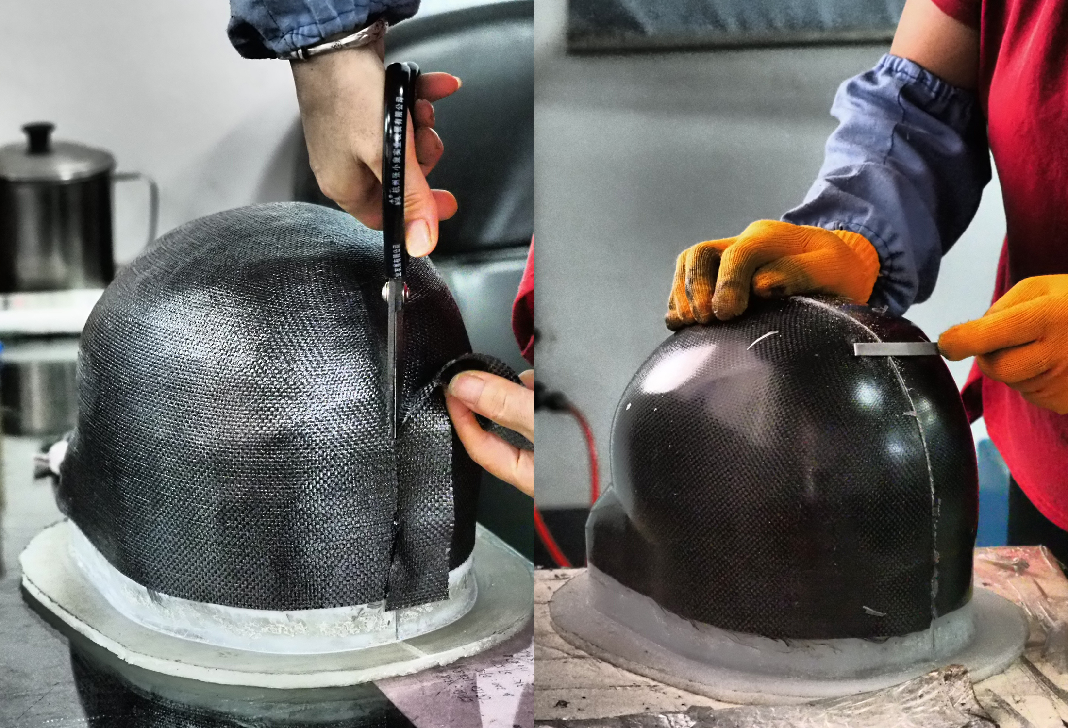 bern carbon watts helmet design