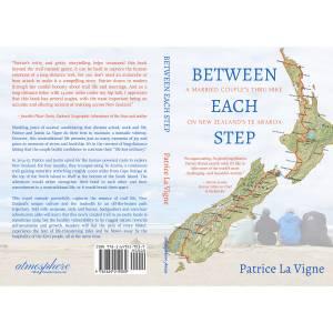 'Between Each Step' Thru-Hiking Book
