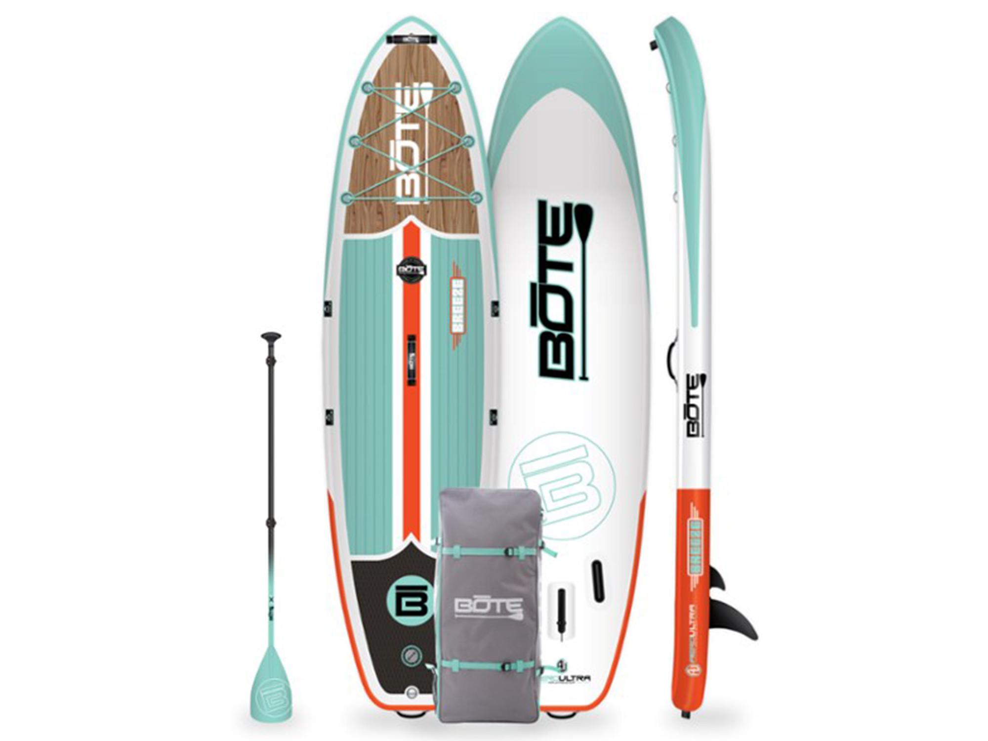bote breeze aero paddleboard