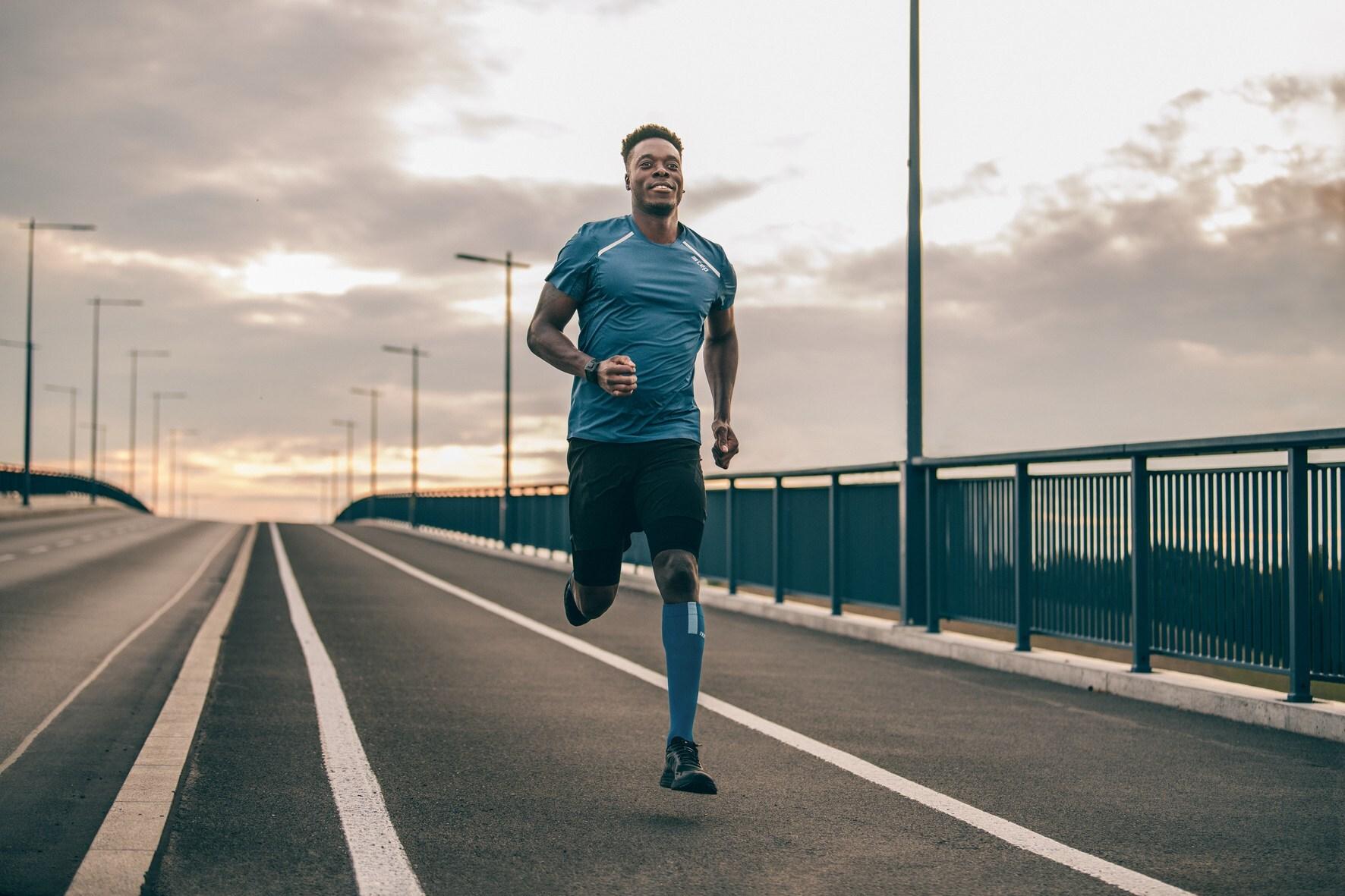cep tall running socks