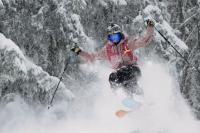 coline ballet-baz freestyle skier