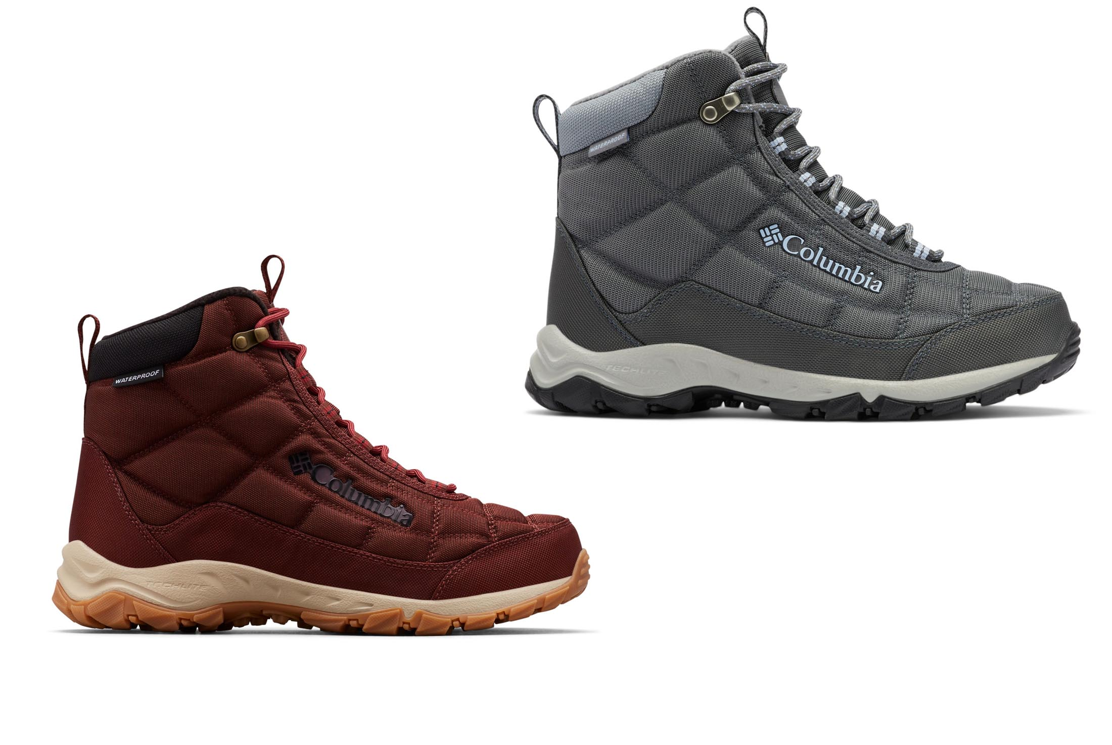 Fire camp boots