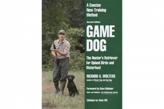 hunting dog training, richard wolter