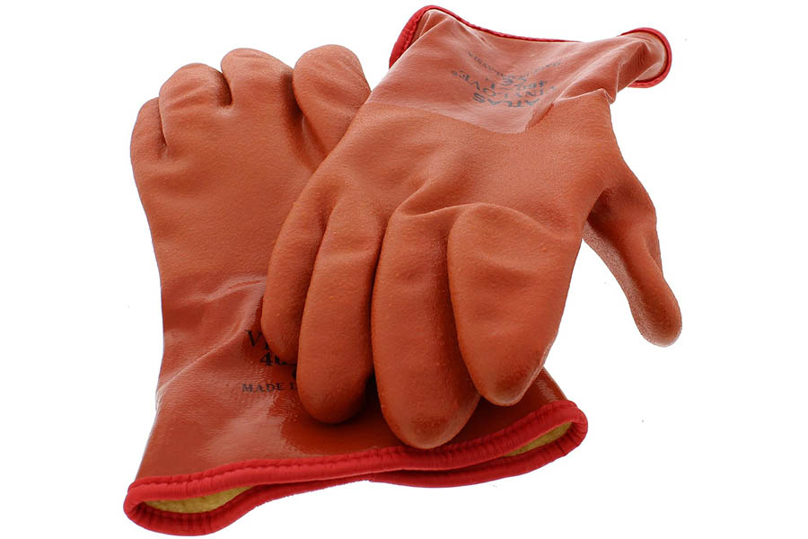 Showa Atlas 460 Vinylove Cold Resistant Insulated Gloves