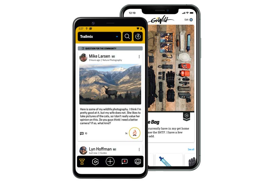 GoWild, best hunting app