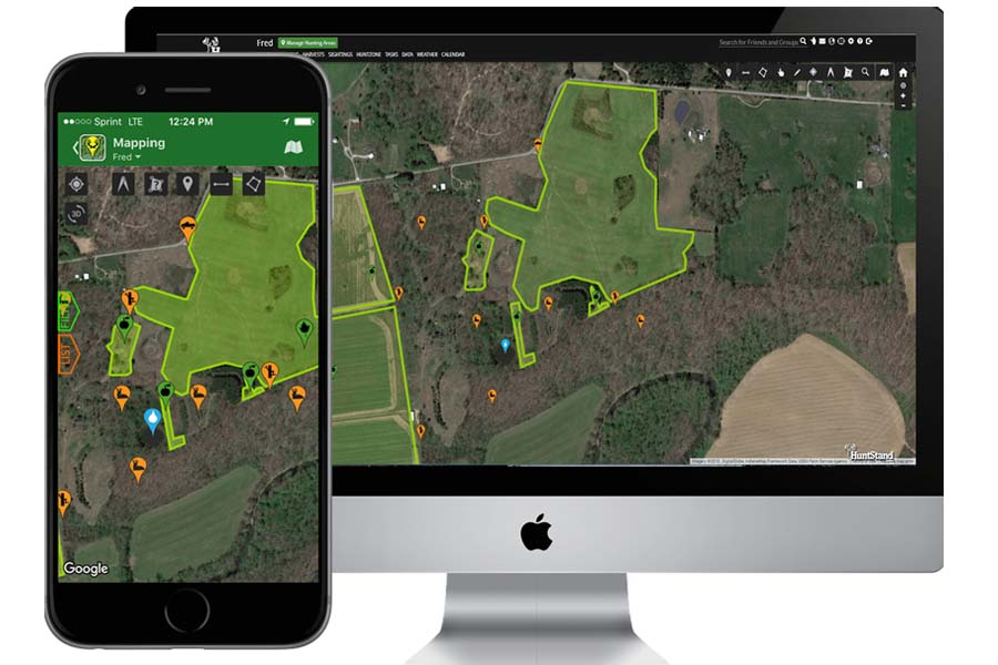 HuntStand, best hunting app
