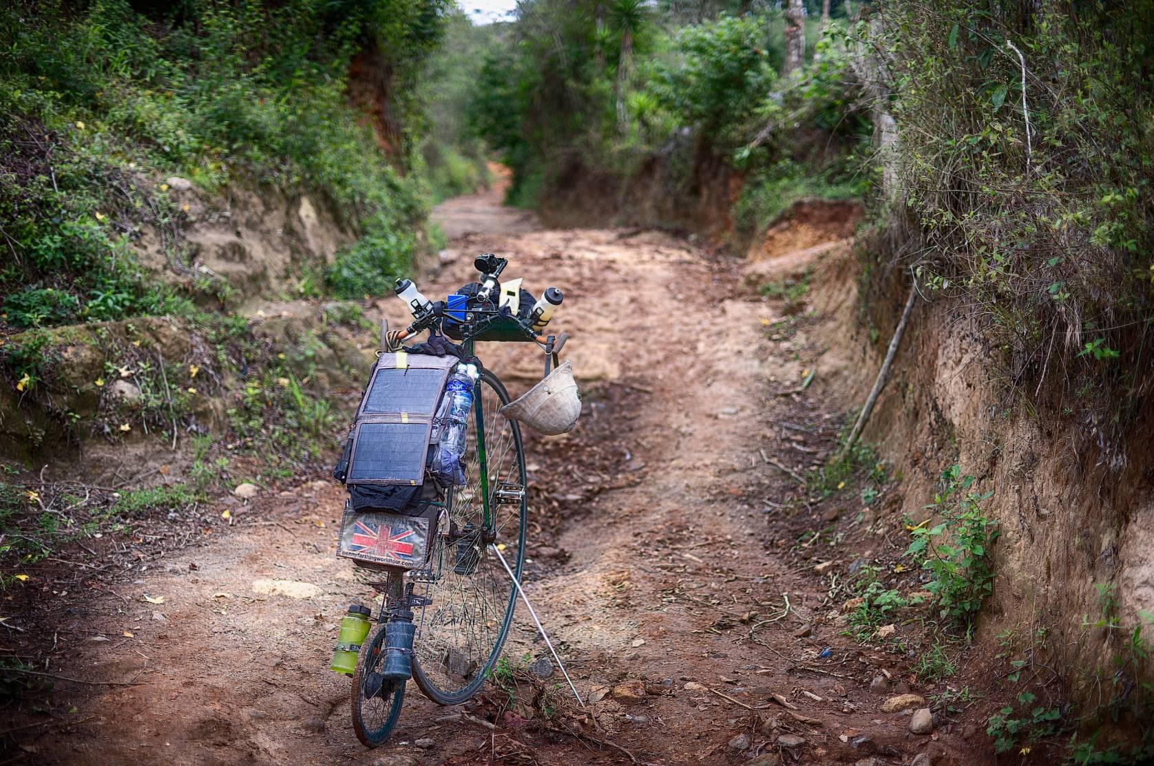joff summerfield penny farthing bike