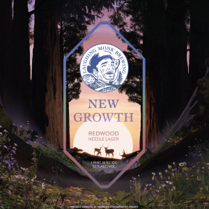 Outpost New Growth Lager