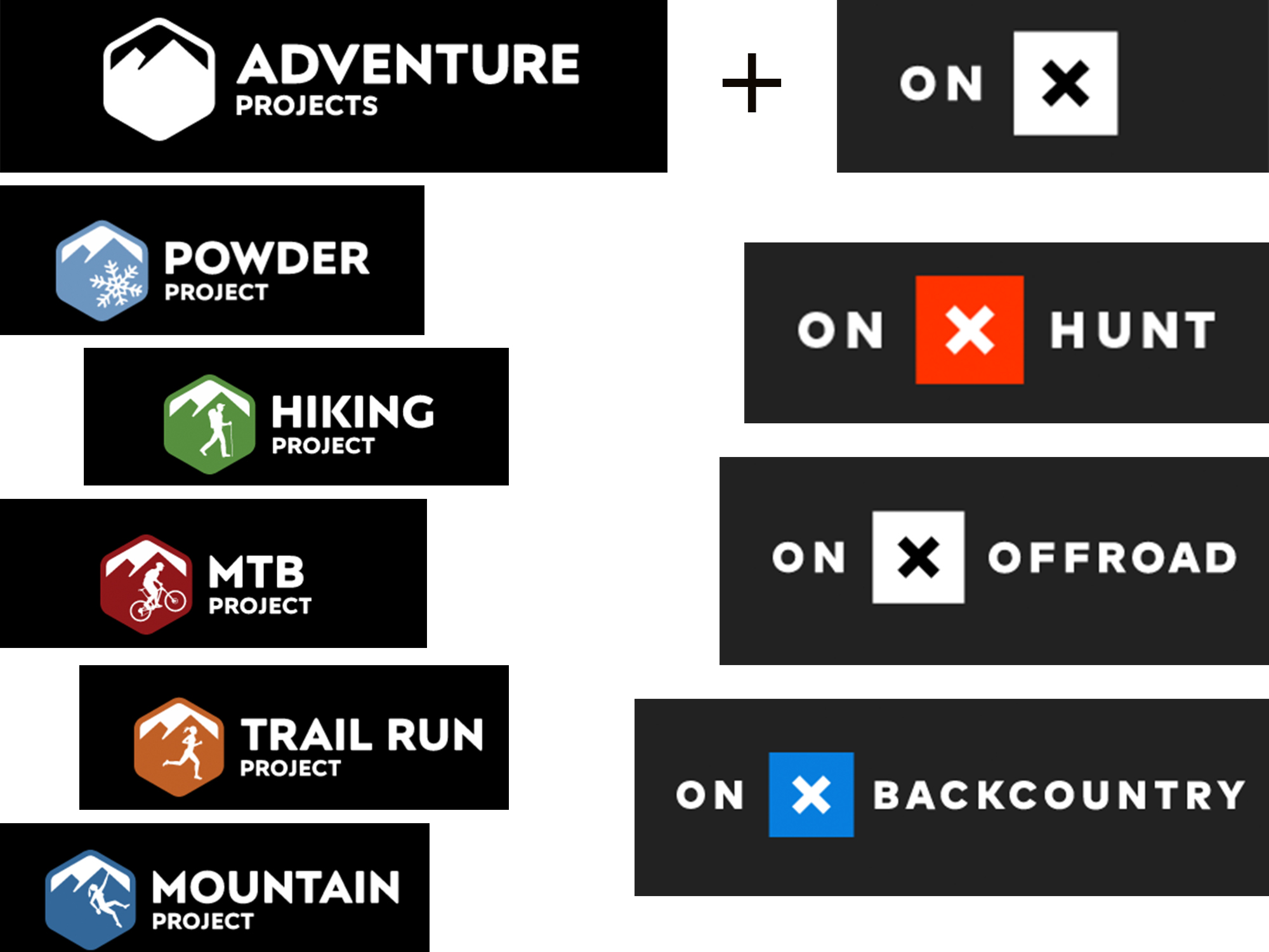 onx and adventure projects