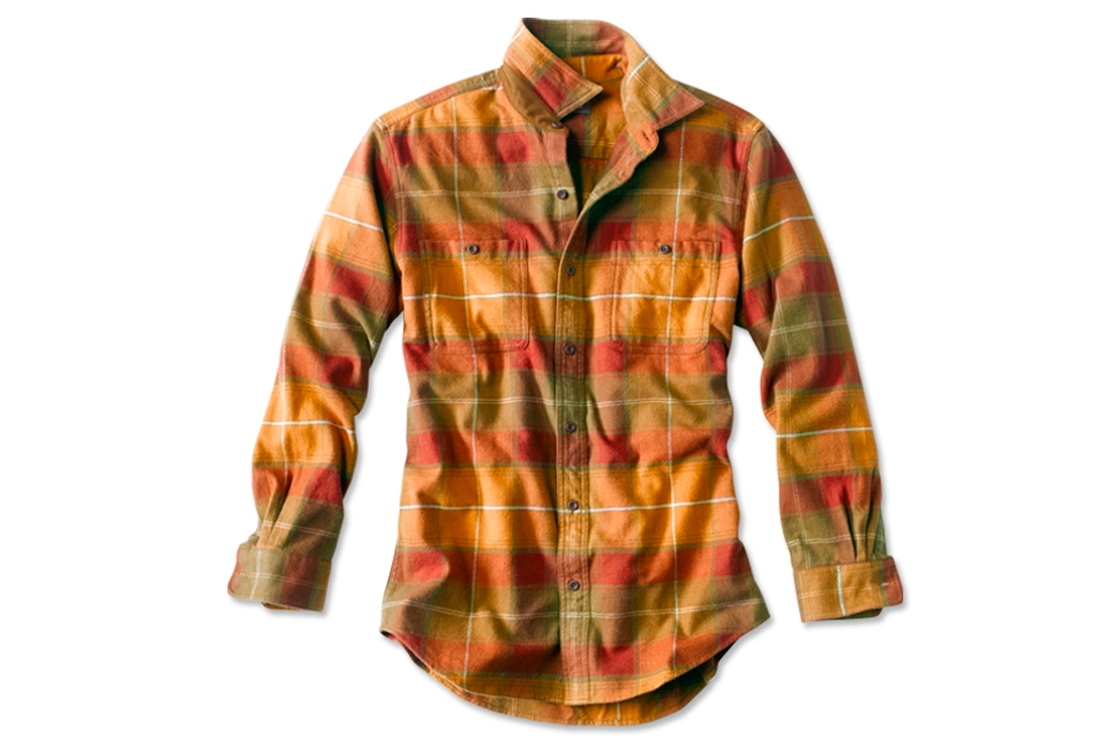 Orvis flannel