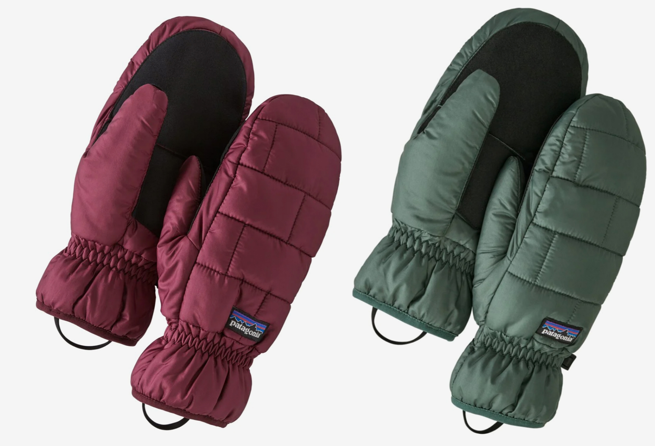 patagonia nano puff mitts
