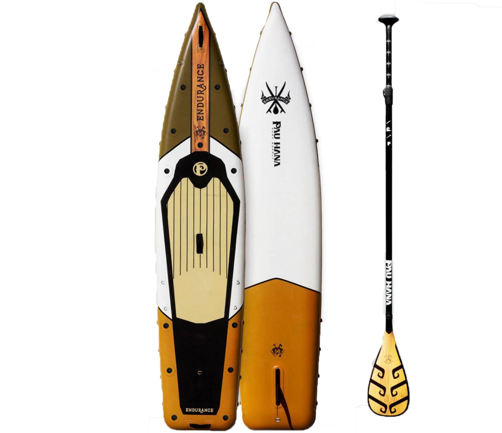 pau hana air paddleboard