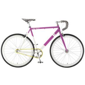 Solé Bicycles The Purple Cheetah