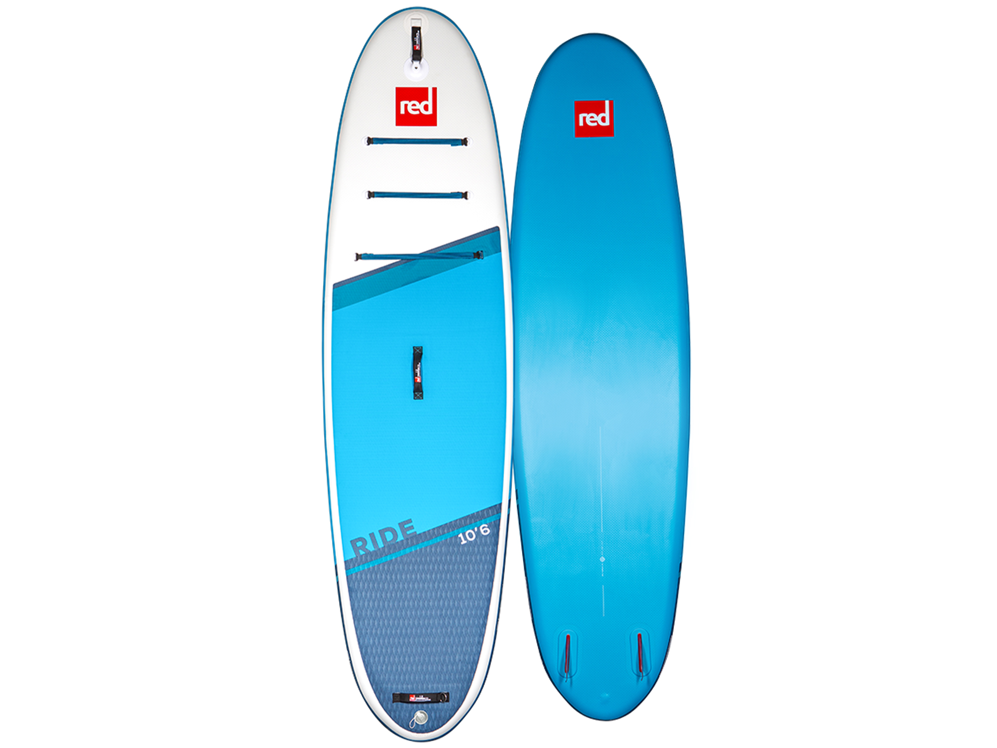 """red msl ride 10'6"""" paddleboard"""