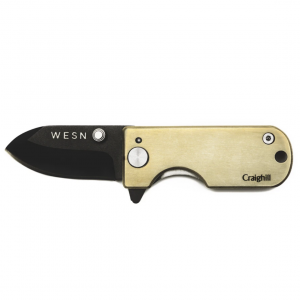 WESN x Craighill Microblade Knife