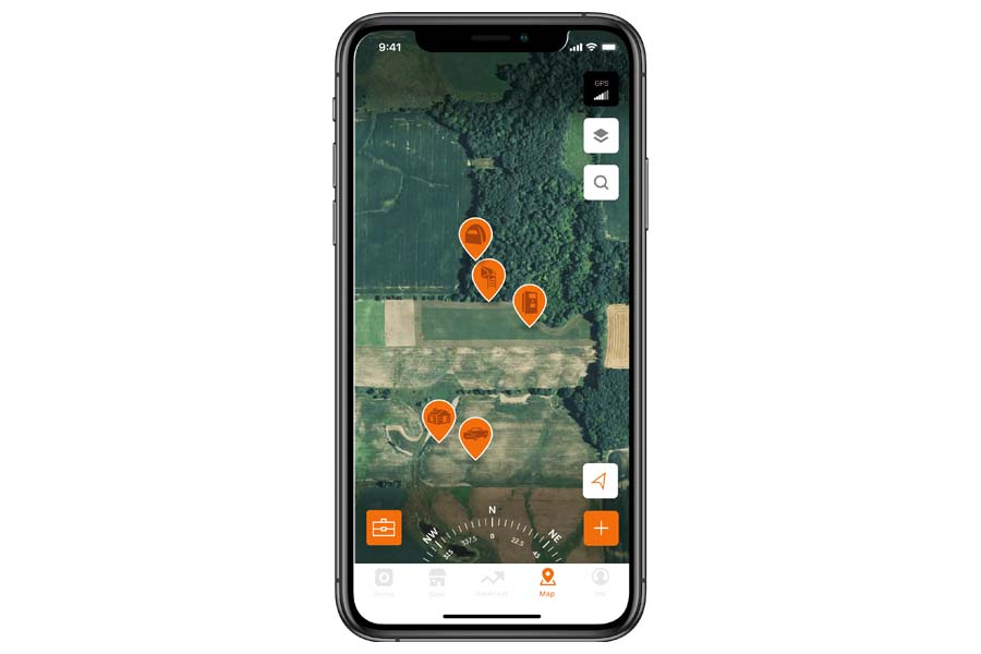 huntwise, best hunting app