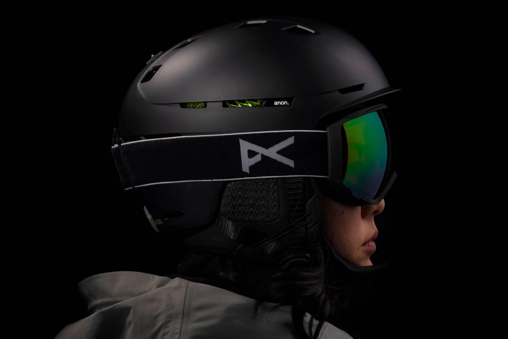 Anon Merak Wavecel Helmet