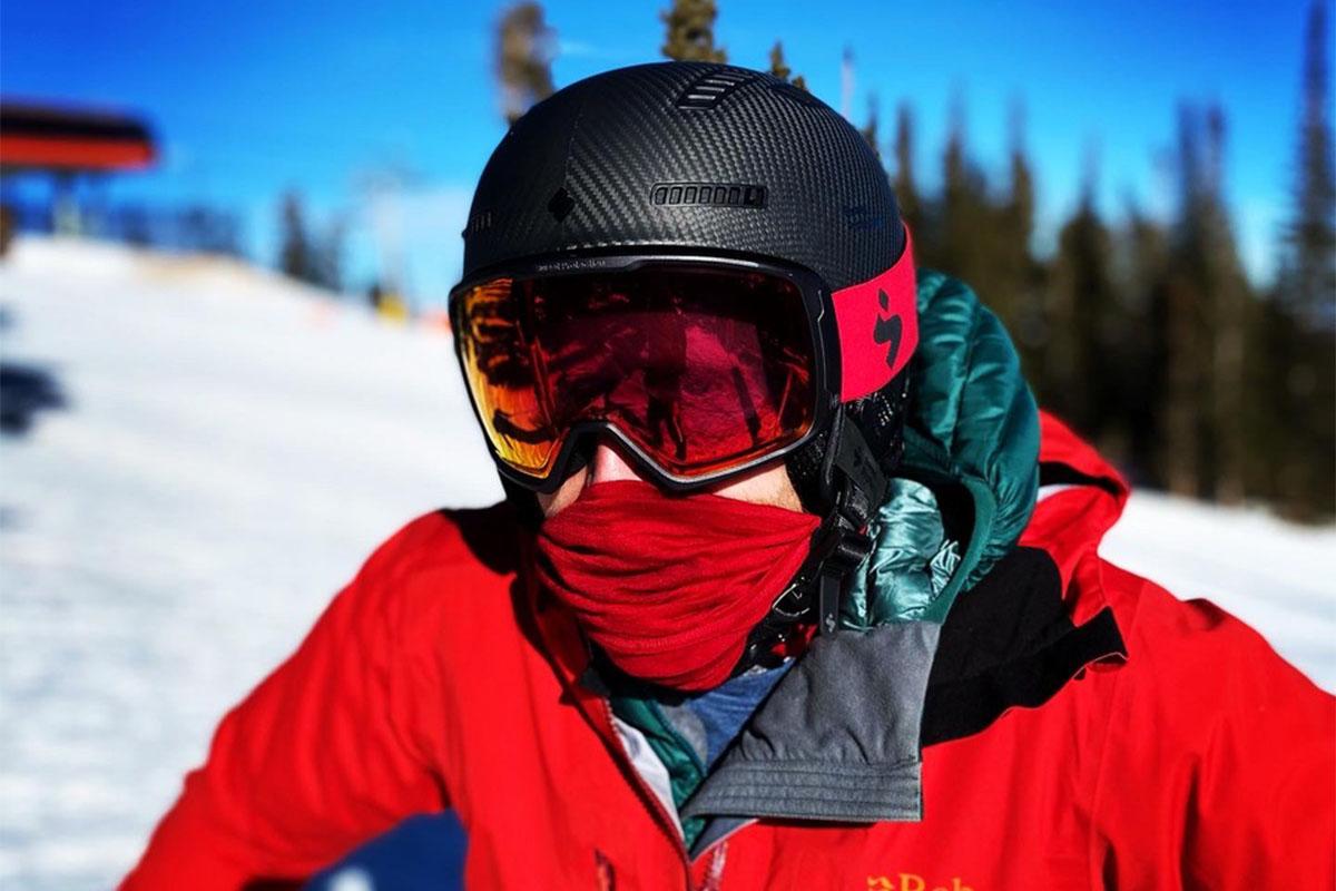 Sweet Protection Grimnir ski helmet