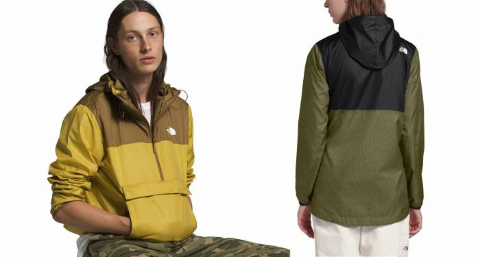 The North Face Fanorak Windbreaker