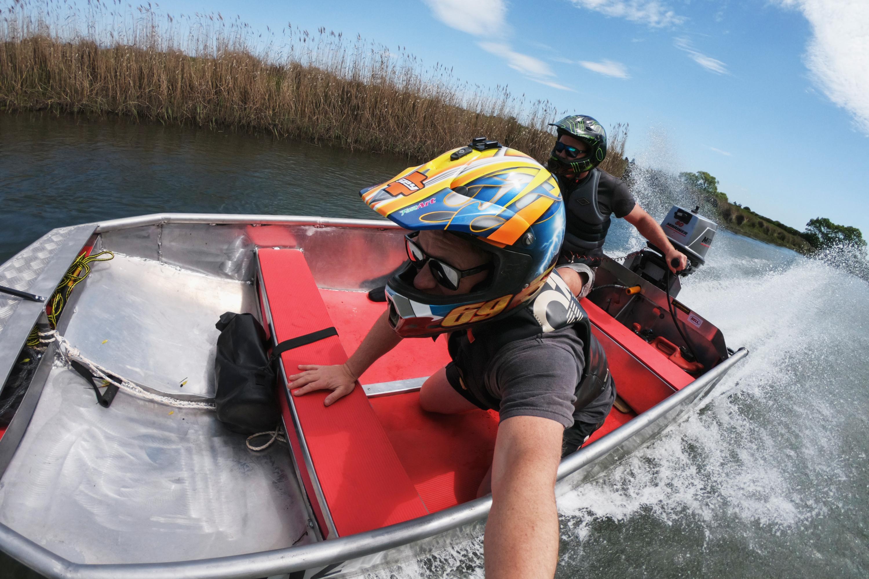 GoPro camera fishing